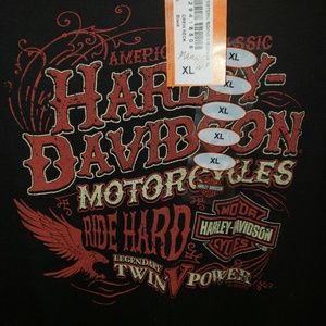 Harley Davidson T-shirt extra lg